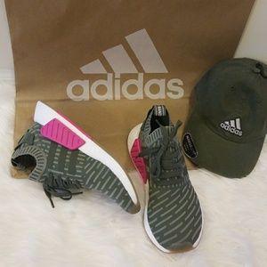 New Adidas NMD Primeknit